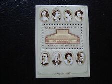 HONGRIE - timbre yvert et tellier bloc n° 188 n** (Z8) stamp hungary
