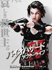 RESIDENT EVIL: AFTERLIFE Movie POSTER 11x17 Japanese B Milla Jovovich Ali Larter
