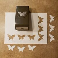 Stampin Up ELEGANT BUTTERFLY Punch Cardmaking Stamping Paper Crafts Nature