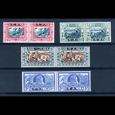 SOUTH WEST AFRICA 1938 Voortrekker. SG 105-108. Lightly Hinged Mint. (BH517)