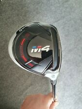 Taylormade M4 3 Wood Regular 15 Degree Fujikura Atmos