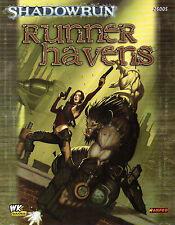 SHADOWRUN: RUNNER HEAVENS-CyberPunk-Sourcebook-RPG-(SC)-engl.-FANPRO-new #26005