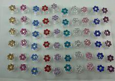 Joblot Wedding Diamante Crystal Hair Twists Swirls Pins60 Pc