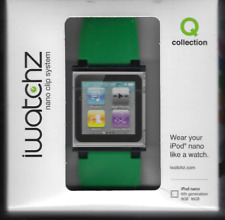 iWatchz Q Collection Wrist Strap for iPod Nano 6G New in Box