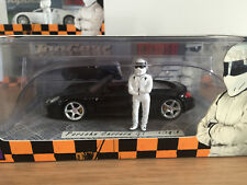 Minichamps Top Gear Power Laps. Porsche Carrera GT. Black.  LTD Edition 1:43