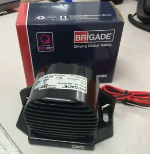 Brigade BBSTEK BBS97SA Squawker Broadband Reverse Alarm Self Adjust 12/24V 97dB