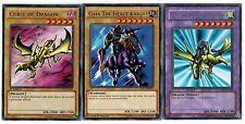 All Rares: Gaia the Dragon Champion Fusion: Fierce Knight, Curse of Dragon Lcyw