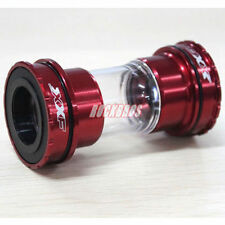 XXF Bottom Bracket Press Fit BB90 BB91 BB92 SHIMANO Red New