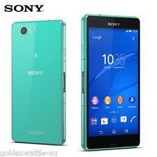 Téléphone 20.7MP 4G 4.6'' Sony XPERIA Z3 Compact D5803 Débloque 16GO Smartphone