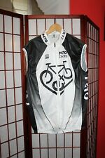 Peto Zams SMS Santini Team cycling jersey windstopper size 4XL .ALY