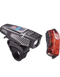 NiteRider Lumina 800 OLED and Sentinel 40 Headlight and Taillight combo