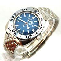 Vostok Amphibian automatic russian diver watch orologio russo 710059