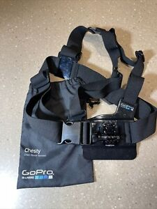 GoPro Chest Mount Harness for Hero Camera-Black Model GCHM30-001
