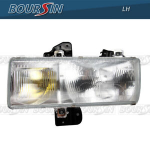 Headlight For Nissan UD 1800 2000 2300 2600 3300 95-10 W/ Bracket Driver Side