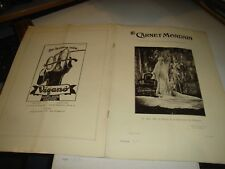 LE CARNET MONDAIN magazine 620 N. nobility of FEBRUARY 1930 WEDDING SAVOIA