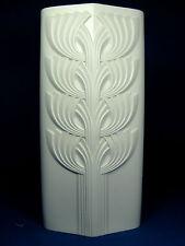 Beautiful 70´ s design Rosenthal studio linie Relief Porzellan Vase 3533 / 32