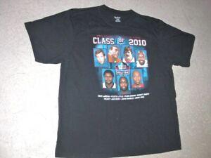 2010 NFL HALL OF FAME Class Induction shirt XL Reebok Jerry Rice Emmitt Smith