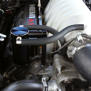 BILLET Oil Catch Can 6.1L HEMI Technology Fits 05-10 Jeep Cherokee SRT8