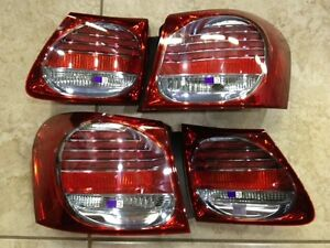 *NEW LEXUS GS300 GS350 GS430 GS450H GS460 LED TAILLIGHT UPGRADE OEM LENS TAIL