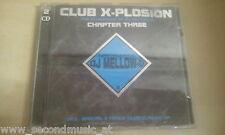 CD--CLUB X-PLOSION--CHAPTER THREE--2CD---ALBUM