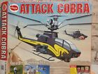 Cox Attack Cobra .049 Engine Powered Helicopter No 4500 (1993) for parts/ read