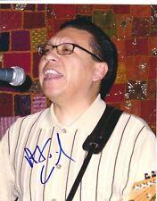 Henry Carvajal signed 8x10 color photo