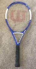 Wilson Ncode N4 Oversize Tennis Raquet