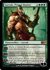 GARRUK, PRIMAL HUNTER M12 Magic 2012 MTG Green Planeswalker MYTHIC RARE