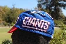 CYCLING CAP NEW YORK GIANTS  100% COTTON HANDMADE
