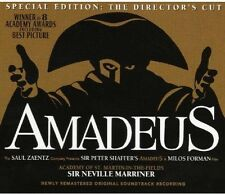 Neville Marriner - Amadeus - Special Edition: Director's Cut [New CD] UK - Impor