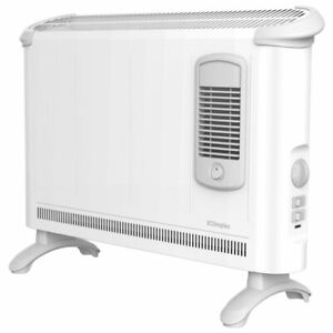 Dimplex 2.0kW Convector Panel Heater with Turbo Fan 402TSF