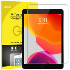 """JETech Screen Protector for Apple iPad 7 2019 (10.2"""", 7th Gen) Tempered Glass"""