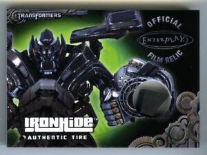 Breygent 2013 Transformers Optimum TP2 GMC Topkick Tire Piece Relic - Ironhide