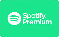 Spotify Premium Account Lifetime New Account or Existing | Worldwide Warranty