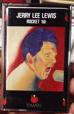 JERRY LEE LEWIS Rocket '88 Cassette Orig 1989 Tomato 2696 734 Rockabilly R'N'R