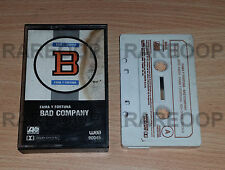 Fama Y Fortuna by Bad Company (Cassette) TAPE MADE IN ARGENTINA