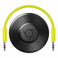 Google Chromecast Audio - WiFi Audio Streaming (Latest Model)