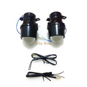 Bifocal Lens Fog Lamp Assembly for Subaru Forester Legacy Impreza Tribeca Toyota