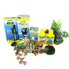 New listing Tetra Ht10 Submersible Heater Whisper Internal Filter Cartridges Algae Control