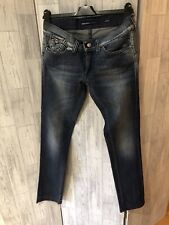 Miss Sixty Colette Skinny Stretch Jeans Sz27/32 VGC