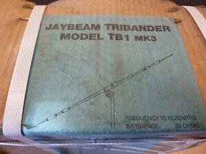 JAYBEAM 10 15 20 m rotary dipole Model TB1 Ham Radio