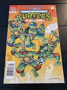 Teenage Mutant Ninja Turtles Adventures #72 (Final Issue)
