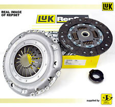 LuK CLUTCH KIT AUDI A1 SEAT VW POLO SKODA FABIA RAPID ROOMSTER 1.6 TDI 623354800