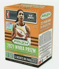 2021 Panini Prizm WNBA Basketball Blaster Box Sealed New