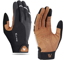 WEST BIKING Cycling Gloves Full Finger Touchscreen MTB BMX Racing Mitts Glove