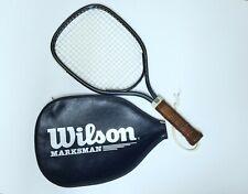 Wilson Marksman Racquetball Racquet