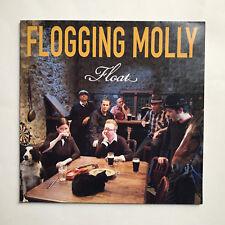 FLOGGING MOLLY - FLOAT * LP VINYL * FREE P&P UK * LTD ED GATEFOLD * SD1348-1 *