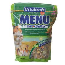 New listing Vitakraft Menu Care Complex Hamster Food
