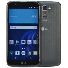 """LG K10 LTE/4G Sbloccato 16 GB 5.3"""" Nero Android Smartphone"""