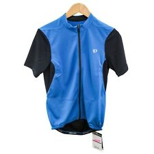Pearl Izumi Cycling Jersey Men Select Myks Bike Bicycle Black Top S